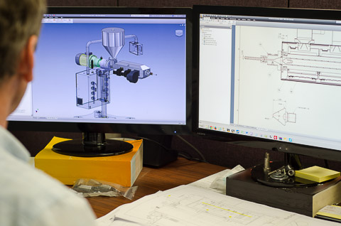 Vision Automation offers full design and engineering service