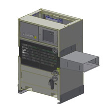 haul off machine by Vision Automation