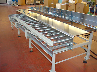 run out table by Vision Automation